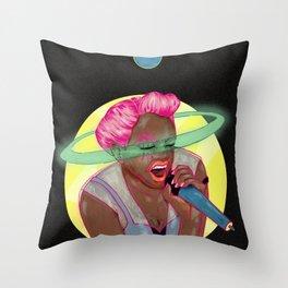 Jeez Vanilla x Soto Voce Throw Pillow