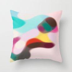CHAMPAGNE COAST 03. Throw Pillow