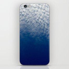 Cloudy Cali iPhone Skin