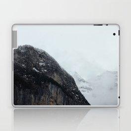 Yin Yang Mountains Laptop & iPad Skin
