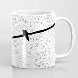 Bird on a Wire2 Coffee Mug