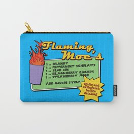 The Simpsons: Flaming Moe Carry-All Pouch