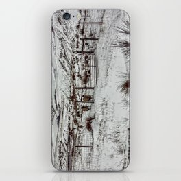 Winter in the Dales iPhone Skin