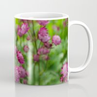 flower of life Mugs featuring Life by Frenchie1108