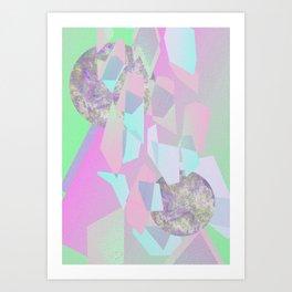 Geometric Mechanism [Part:2] Art Print