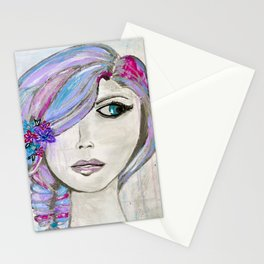 'Colourful Awareness' by Jolene Ejmont Stationery Cards
