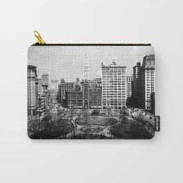Union Square, New York City, 1911 Carry-All Pouch