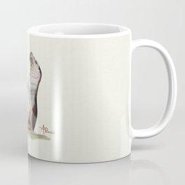 Sea Lion Watercolor Coffee Mug