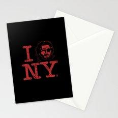 I (Snake) NY Stationery Cards