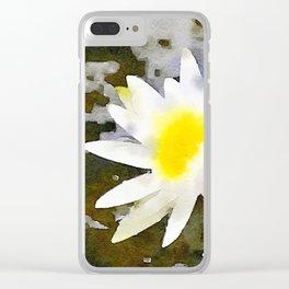 aprilshowers-237 Clear iPhone Case