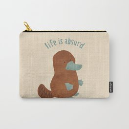 Platypi Don't Lie Carry-All Pouch