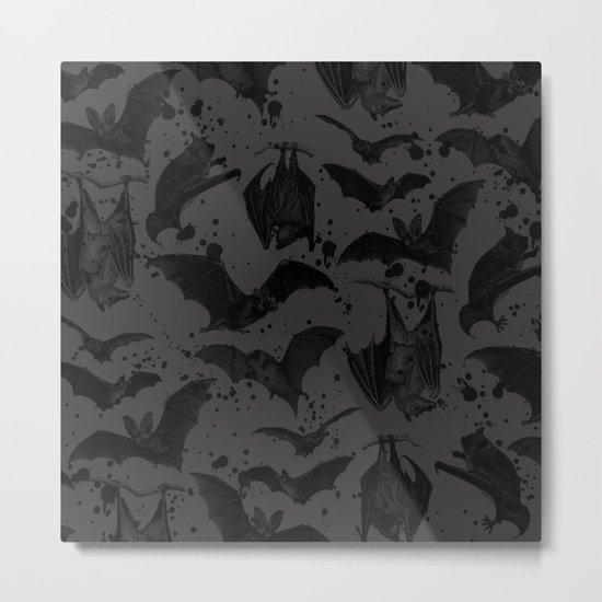 BATS III Metal Print