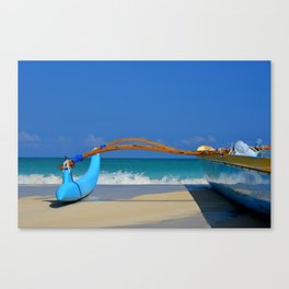 outrigger Canvas Print