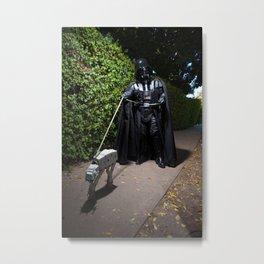 Imperial Walking Metal Print