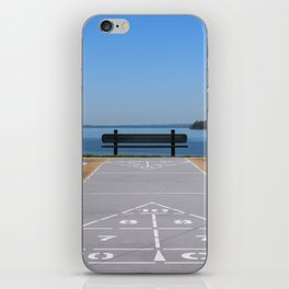 Symmetry of The Chesapeake Bay iPhone Skin