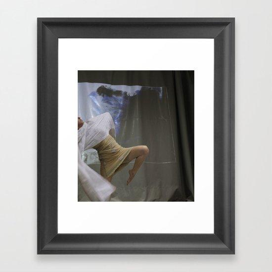 Restart Framed Art Print