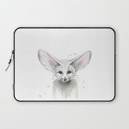 Fox.  Fennec Fox. Laptop Sleeve