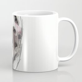 Woman With Head Wound Coffee Mug