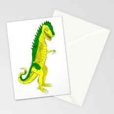 T-Rex Grr! Stationery Cards