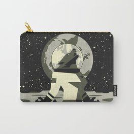 Werewolf in the Moon Carry-All Pouch