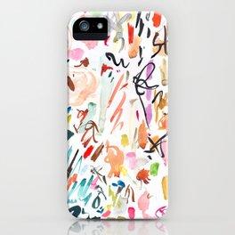 Studio days iPhone Case
