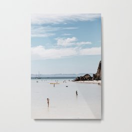 350 Days of Summer in Baja, Mexico Metal Print