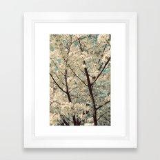 Grow Together Framed Art Print