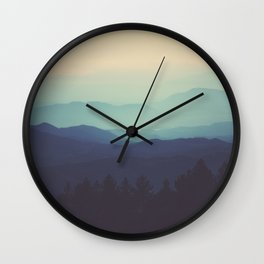 Idyllwild Wall Clock