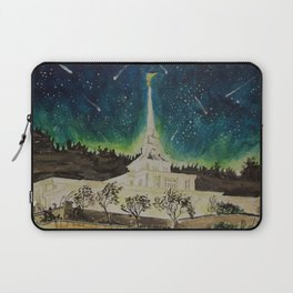Billings Montana LDS Temple Laptop Sleeve