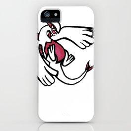 Shiny Lugia iPhone Case
