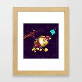 Fauna Framed Art Print