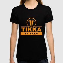 Tikka T3 By Sako Finland Shot Gun Rifle Hunt T-Shirts T-shirt