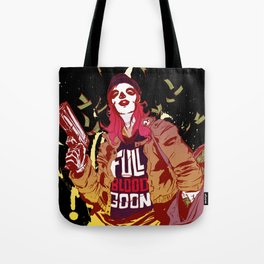 Guns N' Honey : Full Blood Goon x Hot Tote Bag