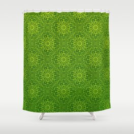 Miranda_g Shower Curtain