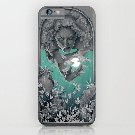 The Bird Keeper iPhone & iPod Case