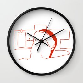 Relax II Wall Clock