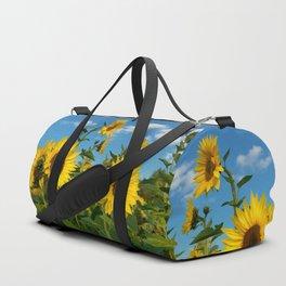 Sunflowers 11 Duffle Bag