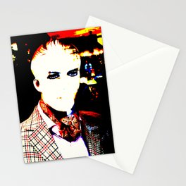 Lugosi Hits Town Stationery Cards