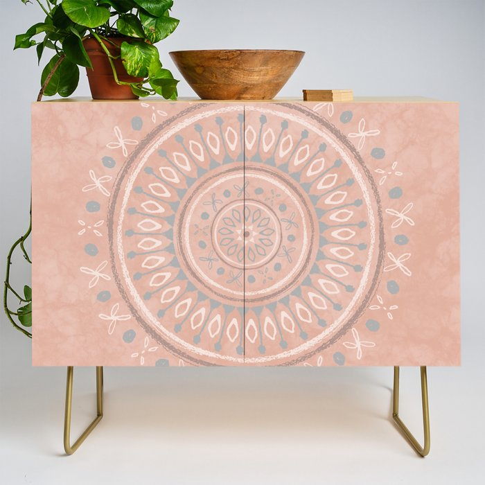 """""""Astral Lullaby"""" in Pink Credenza"""