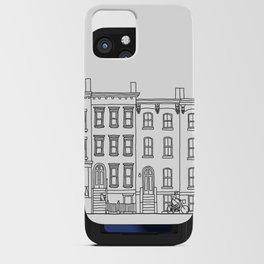 blocks of Brooklyn iPhone Card Case