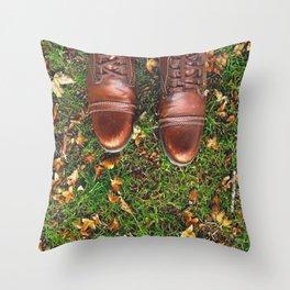 Autumn Lust 2 Throw Pillow