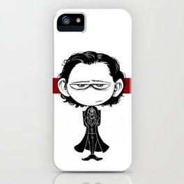 Little Sir Thomas Sharpe iPhone Case