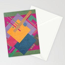 Geometric illustration 49 Stationery Cards