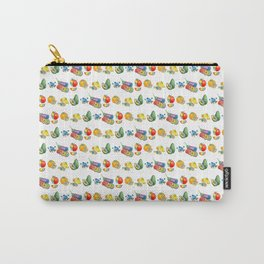 Rainbow Fruit Carry-All Pouch