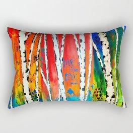 Birch Rectangular Pillow
