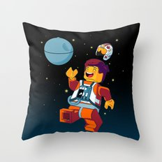 The Rebellion Is Awesome Throw Pillow