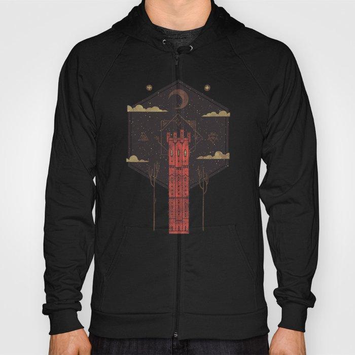 The Crimson Tower Hoody