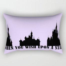 When You Wish Upon A Star Rectangular Pillow