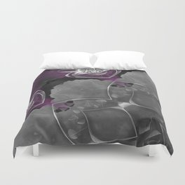 'Muse Touched 4' by Angelique G. FromtheBreathofDaydreams Duvet Cover