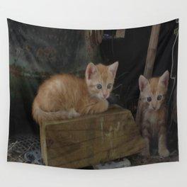 More Kitty Kats!!! Wall Tapestry